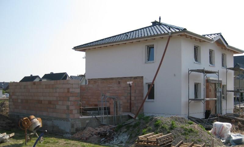 Selbst Massivhaus bauen