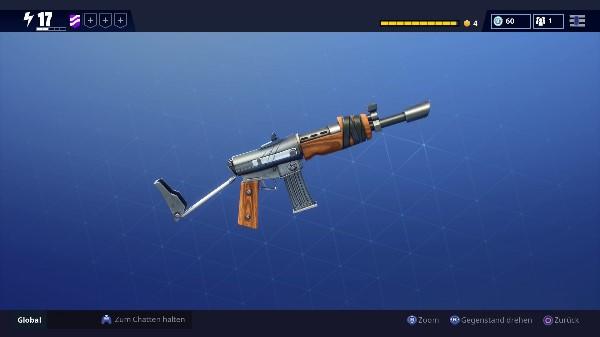 Fortnite Waffe Salven Sturmgewehr