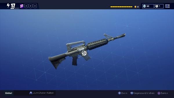 Fortnite Waffe Sturmgewehr (AR)