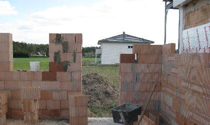 Hausbau Garagenbau Neubau